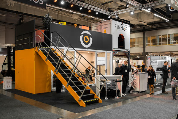 Finnos на выставке Woodex 2019!