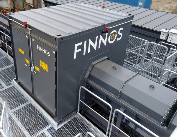 Установка Finnos FUSION в Tervola Sawmill находится в процессе завершения